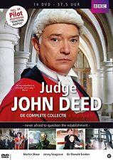 JUDGE JOHN DEED : BBC Series 1 2 3 4 5 & 6 box set  - DVD - REGION 2 UK