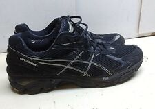 Asics GT 2160 Black Mesh Athletic Low Sneaker Lace Up Running Men's Shoes 13M 48