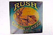 RUSH CARESS OF STEEL  VINYL ( mercury phonograph ) 33 RPM