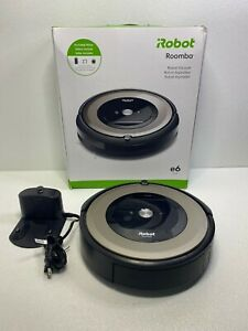 IRobot Roomba E6 6198 Robot Vacuum Cleaning System