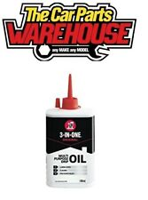 3-IN-ONE Multipurpose Drip Oil Can 100ml Maintenance Chain Oil 3in1 WD44003 #
