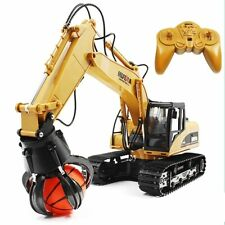 HuiNa Toys 1571 16 Channel 1/14RC 2.4GH Metal Grab Loader RC Charging Gripper