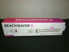 "New listing Beachwaver S1 Ceramic Rotating Curling Iron 1"" Classic Barrel White"