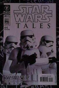 Star Wars Tales #10 Variant High Grade 2001 Dark Horse Comics Leinil Francis Yu