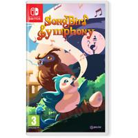 Songbird Symphony Nintendo Switch, NSW New Import Region Free Plays in English