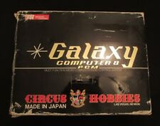 JR Remote Control Galaxy Computer 8 Channel PCM Transmitter Circus Hobbies Radio