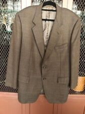 Corneliani Brown Tweed Sport coat/Blazer 56 46 R Wool Made in Italy