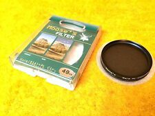 ***NEW*** 49 mm MOOSE'S WARMING 81A + PL CIR. CIRCULAR POLARIZER FILTER & CASE