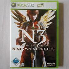 XBOX 360 - Microsoft ► Ninety-Nine Nights ◄ dt. Version | TOP