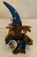 """Drungo the Magnificent "" Dragon by Deb Canham - Dappled Dragon - LE #896/1500"