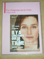 DVD / IL Y A LONGTEMPS QUE JE T'AIME / EDITION SPECIALE / TRES BON ETAT