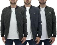 Born Rich By Money Clothing Gallium Mens Jacket MA1 Camo Bomber Coat