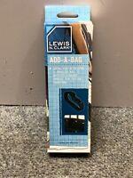 New Lewis N. Clark Add-A-Bag Strap #180