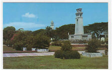 Cenotaph War Memorial Singapore postcard