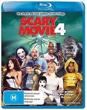 Scary Movie 4 (Blu-ray, 2007)