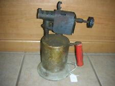 Vintage Clayton & Lambert Brass Blowtorch (4)