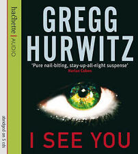 I See You, Audio Book, , Gregg Hurwitz 5cd