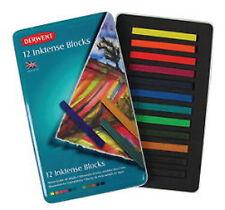 Derwent Inktense Blocks - 12 Tin