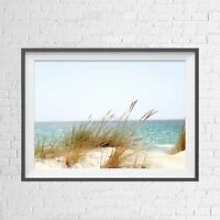 Ocean Horizon Poster Picture Print Sizes A5 to A0 *FREE DELIVERY Vanilla Spray