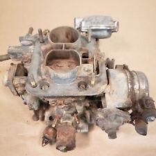 WEBER Carburetor Carb 28/30 7/280 L9 DHTA Fiat Italy