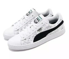 New Puma Mens 9.5 Tyakasha Shanghai Select X Baskets Space Pirate White Sneakers