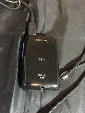 Creative Zen V Plus 4GB *USED*
