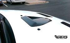 RPG Carbon Fiber Bonnet RR Hood Scoop for 08-13 Mitsubishi Evolution EVO X 10