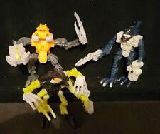 LEGO Bionicle Figure Lot of 3 Figures