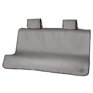 2015-21 GMC SUV & Trucks Gray Pet Friendly Protective Rear Seat Cover 19354227