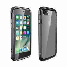 For Apple iPhone X Rugged Shockproof Slim Crystal Clear Cover Protective Case