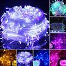 LED XMAS Christmas Lights Wedding Party Decor Fairy String Light Indoor/Outdoor