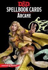 Spellbook Cards: Arcane Deck - Dungeons & Dragons - 73915