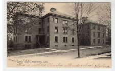 CENTRAL SCHOOL, MIDDLETOWN: Connecticut USA postcard (C9498)