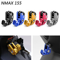 Carry Helmet Bottle Hanger Holder Hooks Aleación CNC Para Yamaha NMAX 155,