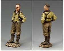 DD262 WW2 US American 'War Daddy' Tank Commander D-Day Normandy Brad Pitt
