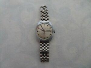 Vintage Sekonda 25 Jewels Automatic Stainless Steel Watch