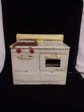 VTG LITTLE LADY Electric TOY Stove Oven by Empire No.226 1950's enamel WORKS!