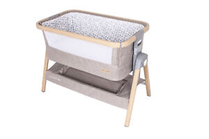 Love N Care Dreamtime Co Sleeper Bassinet Crib help against reflux Sand