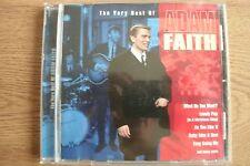 ADAM FAITH - The Very Best Of (CD) . FREE UK P+P ...............................