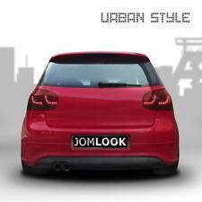 2 LED Rückleuchten VW Golf 5 Rechts Links Rücklichter DUNKEL ROT im Golf R-Look