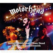 Motorhead - Better Motorhead Than Dead (NEW CD)