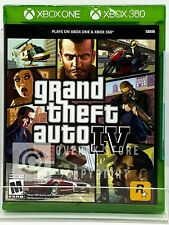 Grand Theft Auto IV - Xbox 360 / Xbox One - Brand New | Factory Sealed