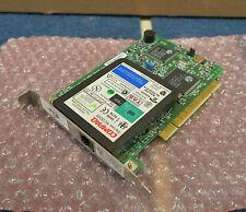 Compaq 321510-B21 23570203-002 - NC3000 56K PCI SCHEDA MODEM FAX per Deskpro