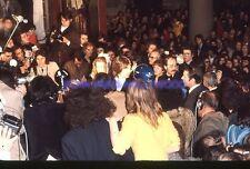 SHEILA & RINGO MARIAGE 1973 8 DIAPOSITIVES DE PRESSE ORIGINAL VINTAGE LOT
