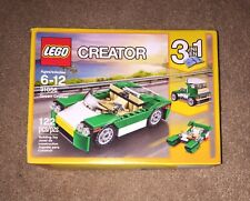 LEGO CREATOR Green Cruiser 122 pcs Brand New