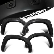 """For 05-11 Toyota Tacoma 5ft Fleetside 60.3"""" Bed Smooth Pocket Style Fender Flare"""