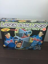 Laser Challenge Team Force Set Toy Max Laser Tag Vintage Retro 1996 NEW IN BOX