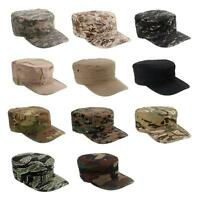Tactical Patrol Cap Military Hat Combat Hats Military Camouflage Cap Hunting