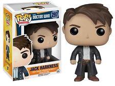 Doctor Who Jack Harkness 9.5cm Pop Vinyl Figura Funko 297 Nuevo