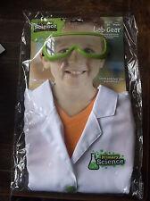 Enfants/Enfants Primary Science Lab Gear blouse blanche (3-6 ans) et Lab Lunettes